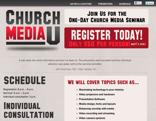 Church Media U