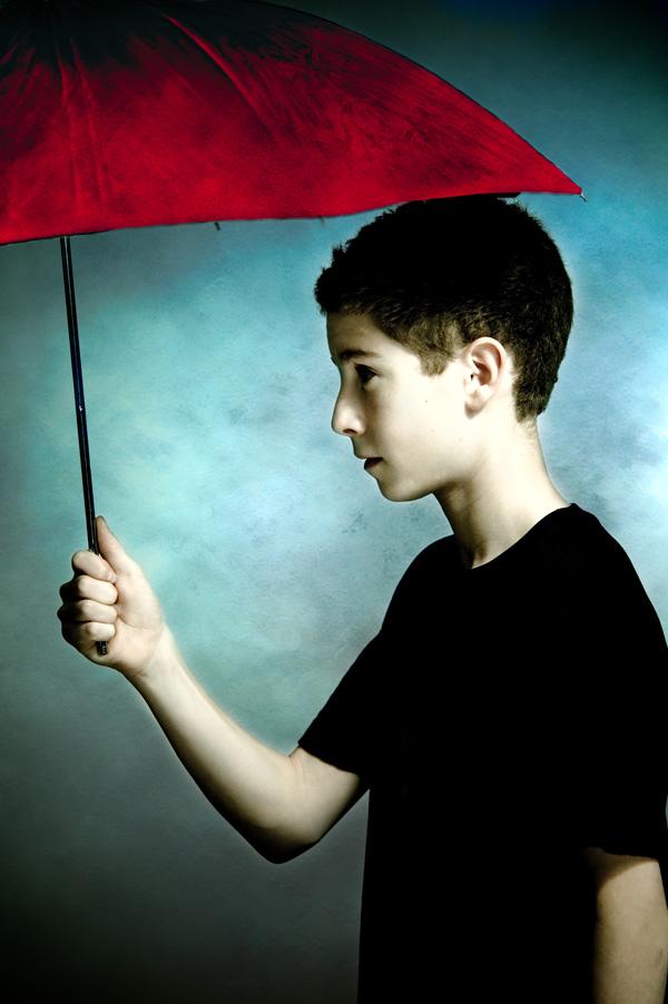 Dax Red Umbrella