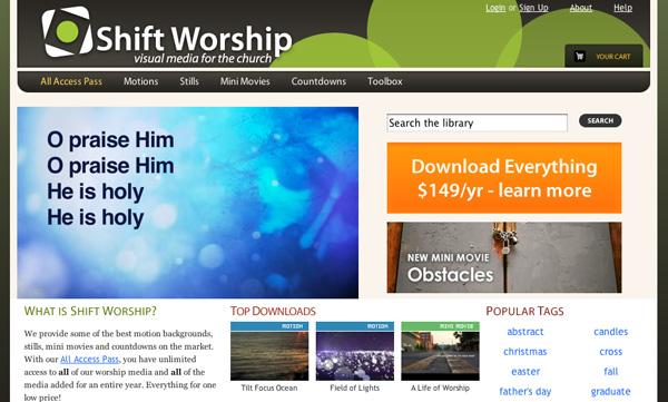 ShiftWorship.com