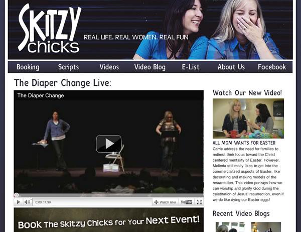 SkitzyChicks.com